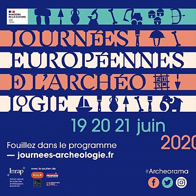 Journées européennes de l'Archéologie 2020