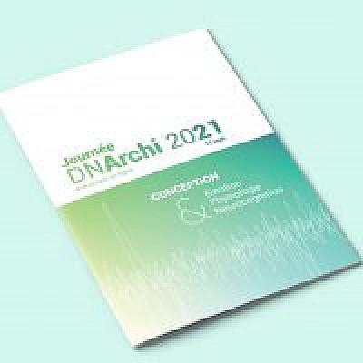Journée DNArchi – Évènement en ligne le 17 septembre 2021