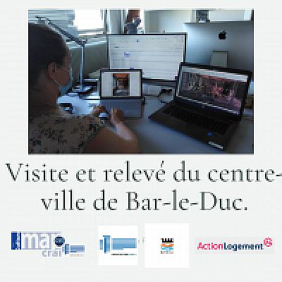 Visite du centre historique de Bar-le-Duc