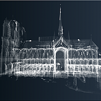 Chantier scientifique Notre-Dame de Paris