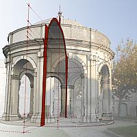 Architectural Image-Based-Modeling Web Portal