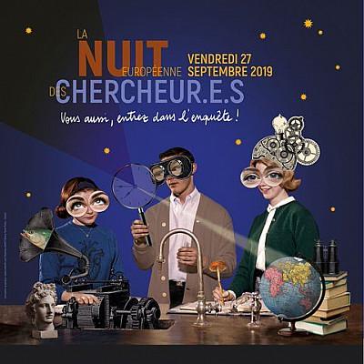 Participation Nuit Européenne des Chercheur.e.s 2019