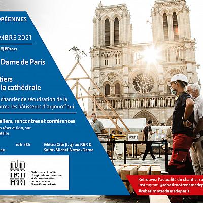 Journées européennes du patrimoine 2021 à Paris et Lyon