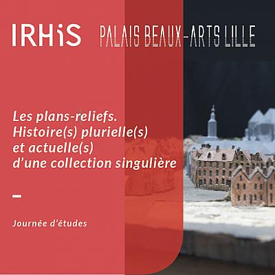 Le MAP-Crai et le MAP-Aria à la journée d'étude de l'IRHIS à Lille
