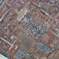 Plan-relief de la ville de Strasbourg