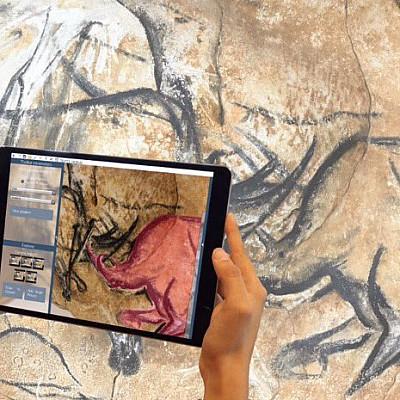 Soutenance de thèse sur le relevé numérique d'art pariétal