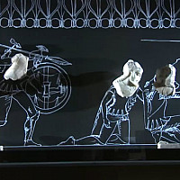 Le trésor des Marseillais, exposition